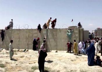 Aeroporto do Afeganistão reabriu para chegadas de voos humanitários