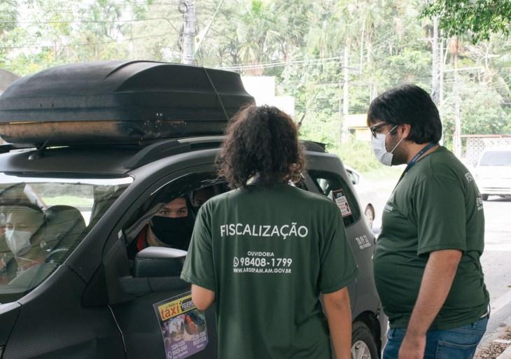 Agência Reguladora do Amazonas realizou mais de 17 mil fiscalizações no transporte rodoviário intermunicipal