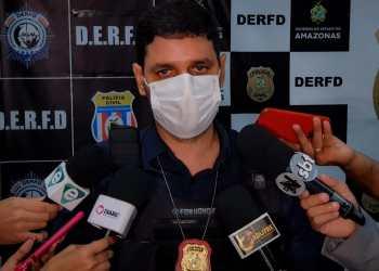 PC-AM e PC-GO prendem estelionatários que aplicaram golpe em idosa de Manaus