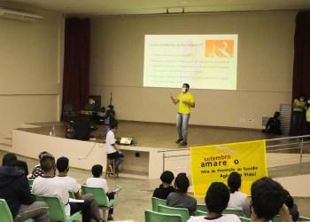 Prefeitura de Manaus promove atividades no Dia Mundial de Prevenção ao Suicídio
