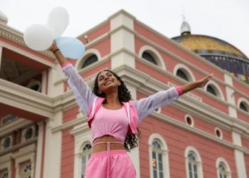 Izabelle Ribeiro conta com voto dos amazonenses na final do 'The Voice Kids'