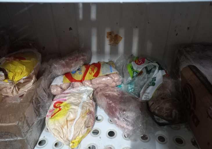 Procon-AM apreende mais de 790 Kg de produtos durante fiscalização em supermercado na zona norte de Manaus