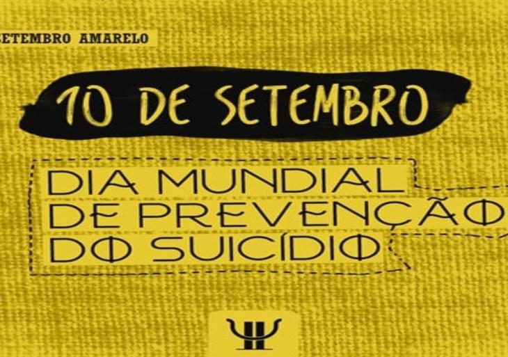 Setembro Amarelo: Todas as vidas importam