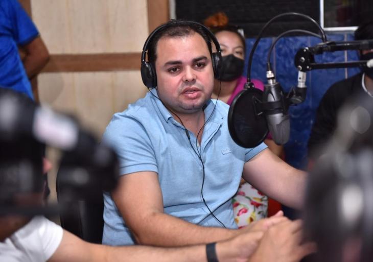 """""""Sou um soldado de Autazes na Assembleia"""", afirma Roberto Cidade em visita ao município"""