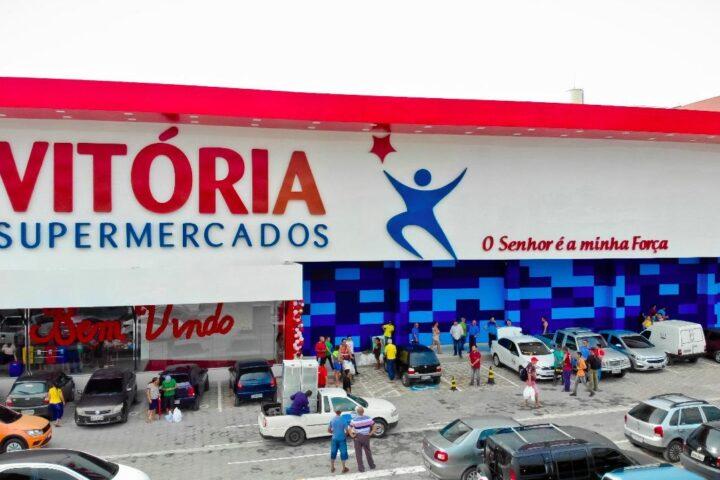 Supermercado Vitória Quadriplica As Vendas Em Dois Dias