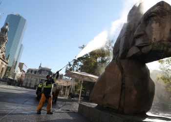 Chile encerra estado de emergência imposto desde março de 2020