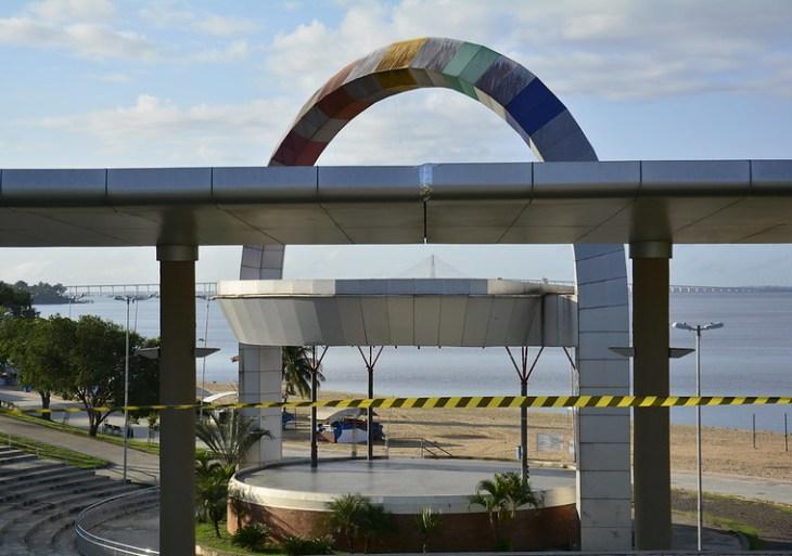 Praia da Ponta Negra estará fechada no feriado do dia 12
