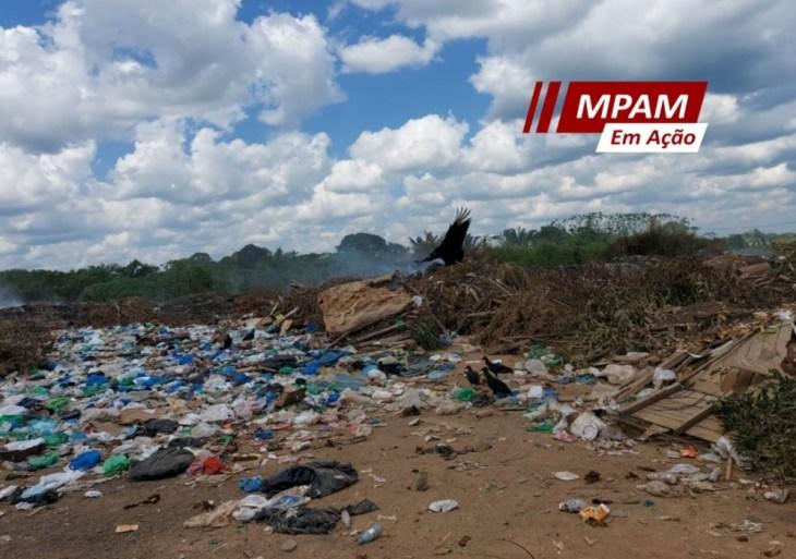 MPAM ajuíza ação que visa interdição de lixão e construção de aterro sanitário em Lábrea