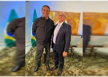 Menezes consolida sua pré-candidatura ao Senado em 2022 pelo Amazonas com apoio de Bolsonaro