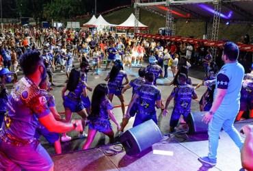 Circuito Cultural Manaus 352 anos recebeu mais de 15 mil pessoas na Avenida do Samba