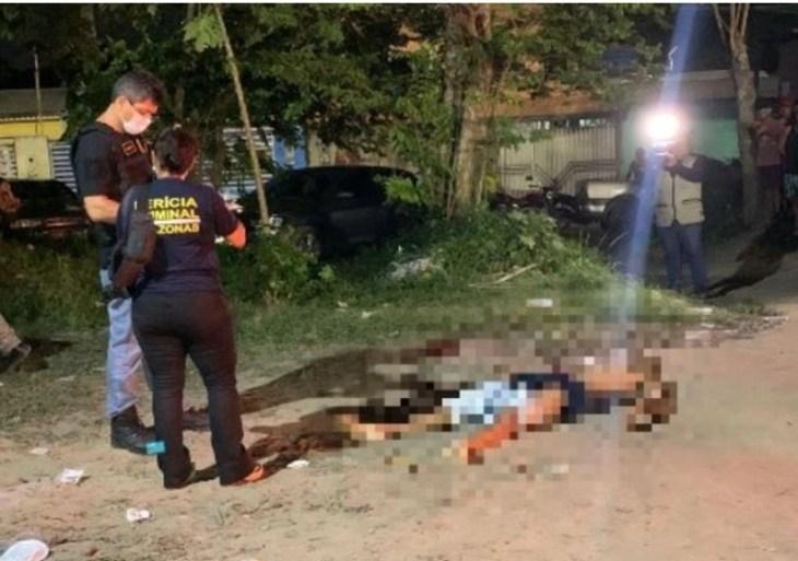 Homem é morto em campo de futebol na Zona Norte de Manaus