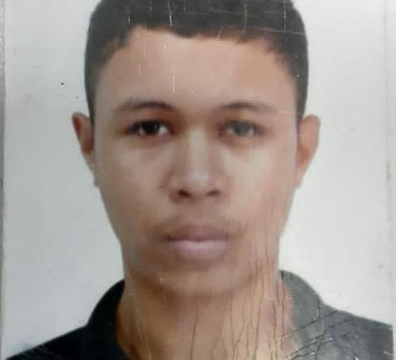 PC-AM solicita apoio na divulgação da imagem de jovem que desapareceu no bairro Flores