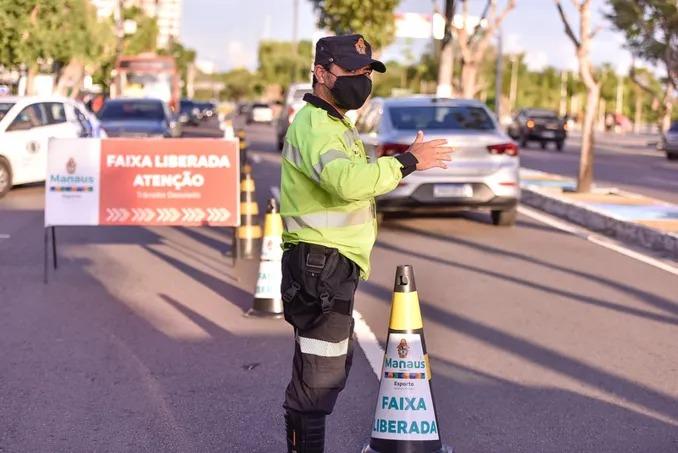 Faixa Liberada na avenida do Samba estará suspensa nesta quinta-feira, 14/10