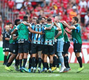 Horário de Caxias x Grêmio