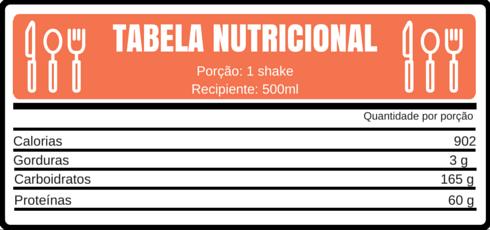 TABELA NUTRICIONAL LARANJAO MONSTRO
