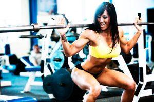 Conquiste pernas fortes com Agachamento1