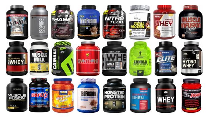 Qual é o melhor Whey Protein? As melhores marcas 2018