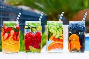 Água Detox – 7 Receitas Para Emagrecer