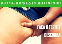 Teste de Nível de Toxina no Sangue (Inflamação Celular)