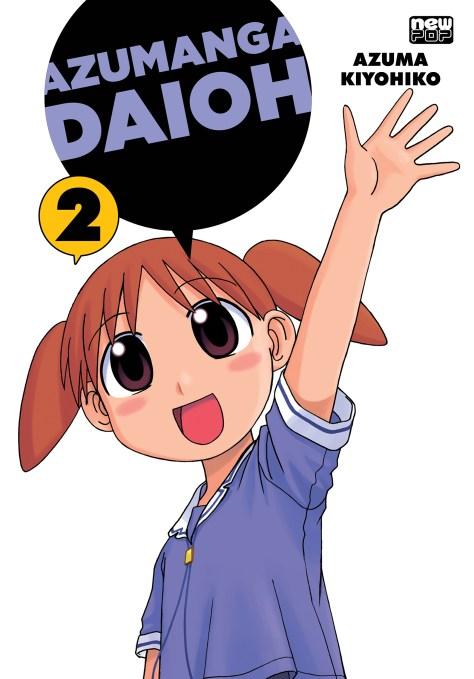 Azumanga daioh volume 2 new pop