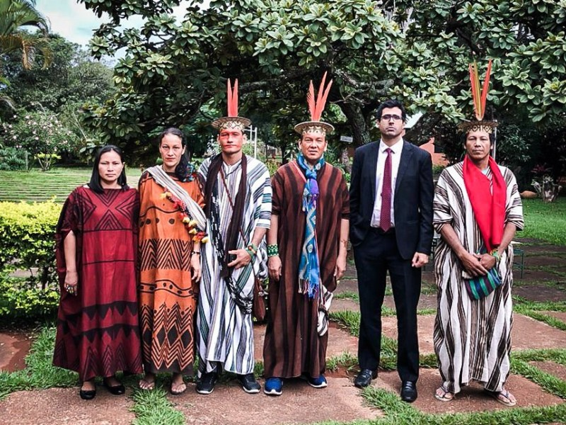 STF julga ação do povo Ashaninka contra madeireiros nesta quinta-feira, 28