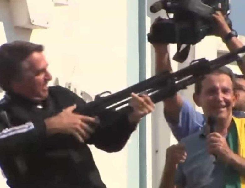 Apoiado por Cameli e o Major, Capitão Bolsonaro pode metralhar  SUS e Fundeb