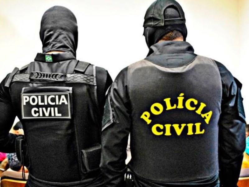 Delegados e policiais vão à rua protestar contra tentativa de extinguir a Secretaria de Polícia Civil