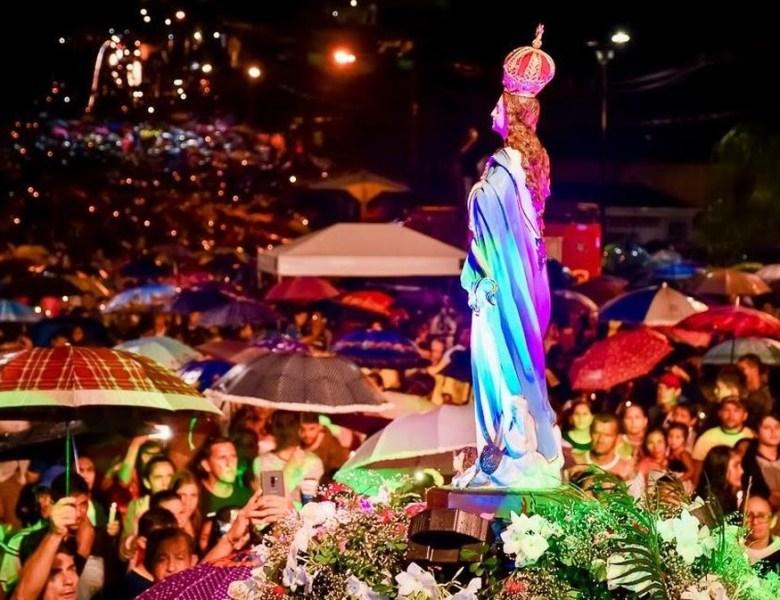 Devoção: Católicos se preparam para a realização do novenário de Nossa Senhora da Glória em Cruzeiro do Sul