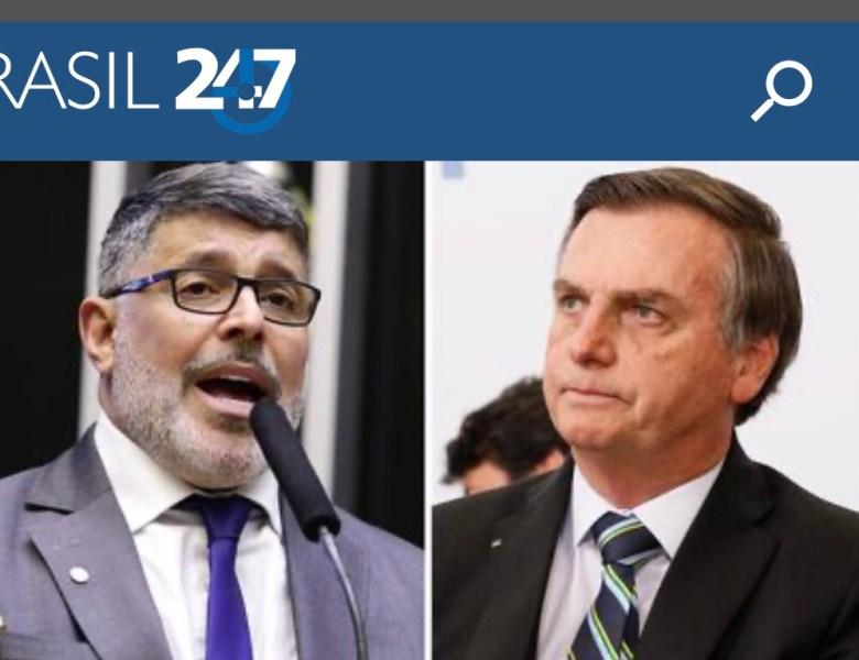 Alexandre Frota entrará com pedido de impeachment de Bolsonaro
