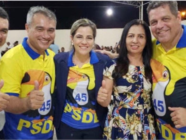Para concorrer à prefeitura de Sena Madureira, Toinha Vieira é exonerada do governo