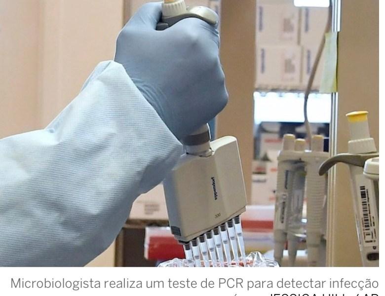 Com gargalo de testes para coronavírus, Brasil vê só a ponta do iceberg com seus 2.201 casos e 46 mortes