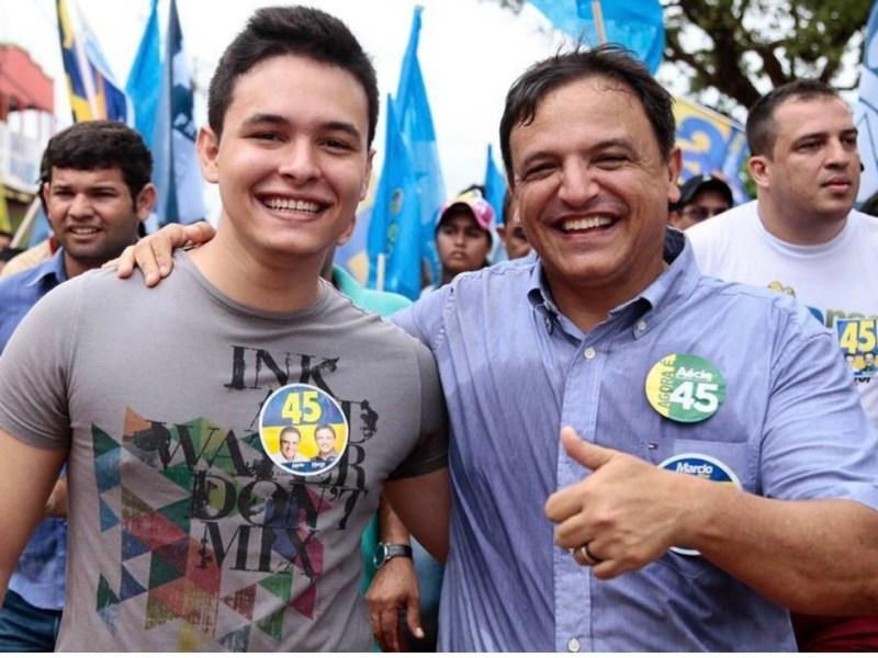 Sem mandato e sem noção, filho de Marcio Bittar diz ter conseguido R$ 13 milhões para combate ao coronavírus