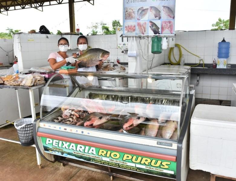 Prefeitura de Rio Branco suspende Feira do Peixe, mas garante pescado na Semana Santa