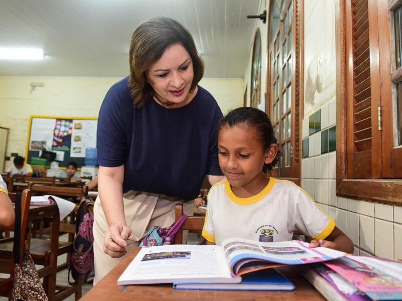 Educação de Rio Branco ganha importante ferramenta e avança entre as melhores do país na gestão de Socorro Neri