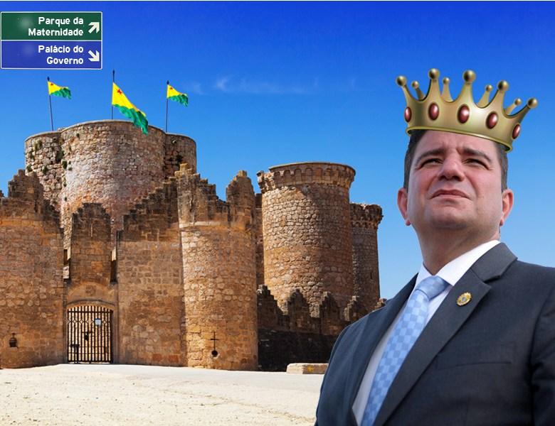 O Carolíngio governante do Acre