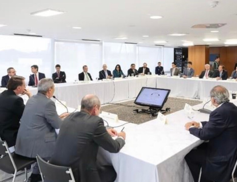 Bolsonaro defendeu em reunião troca na PF para evitar que familiares e aliados fossem prejudicados