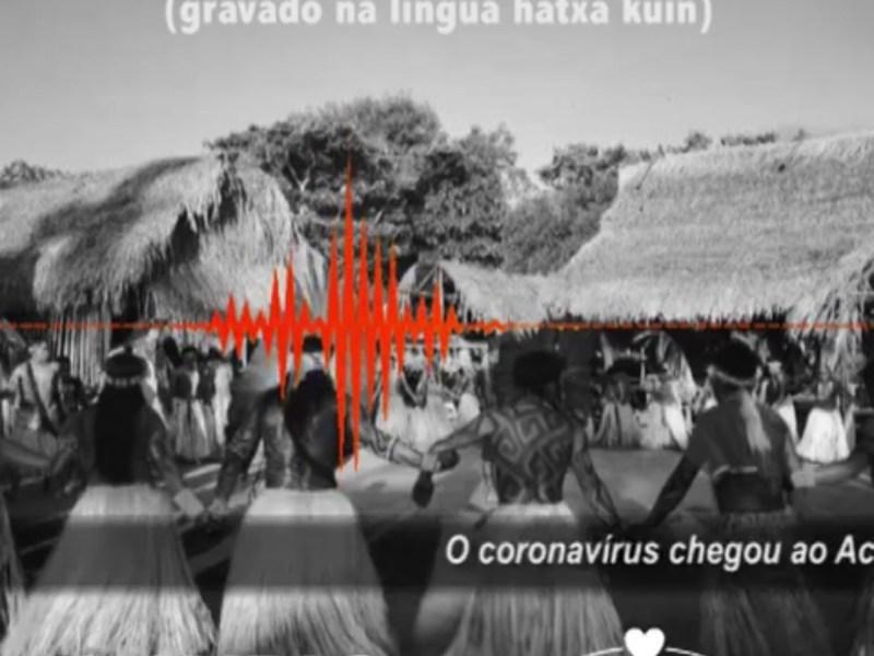 MPAC produz campanha de conscientização sobre coronavírus para indígenas