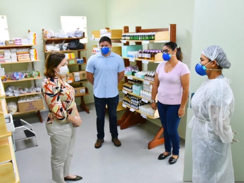 Prefeitura vai disponibilizar farmácia dentro da Upa do Segundo Distrito para facilitar tratamento de pacientes em nível leve da Covid-19