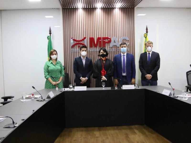 Em sessão virtual, MPAC comemora 57 anos de atuação no estado