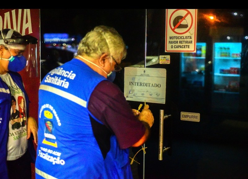 Prefeitura intensifica fiscalização da Vigilância Sanitária