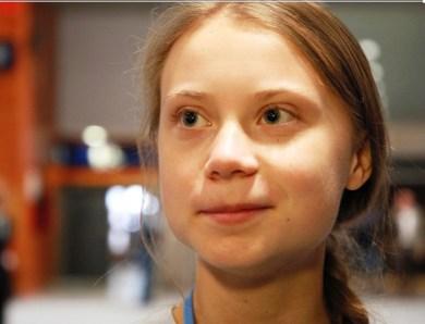 Greta Thunberg recebe prêmio e faz doação para a Campanha SOS Amazônia
