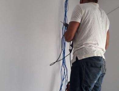 FCCV já finalizou serviço de cabeamento de rede em dez postos de Cruzeiro do Sul