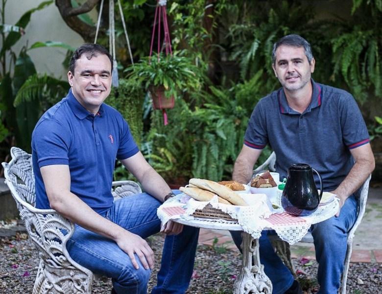 Marcus Alexandre e Daniel Zen debatem propostas para Rio Branco