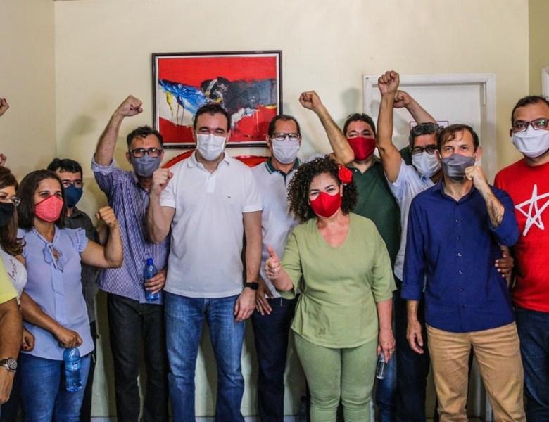 PCdoB declara apoio à chapa PT-PSOL e fala em recomeço de sonhos e ideias