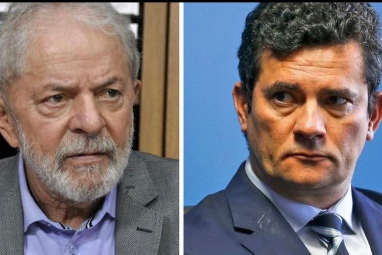 Lula compartilha vídeo em que Moro é chamado de juiz ladrão