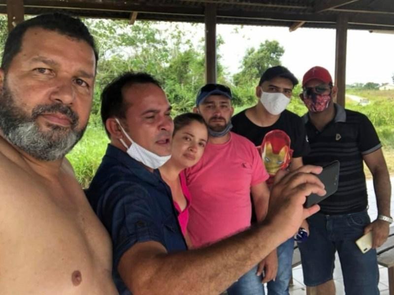 Itamar de Sá relata momento de tensão e pavor durante pane elétrica em avião