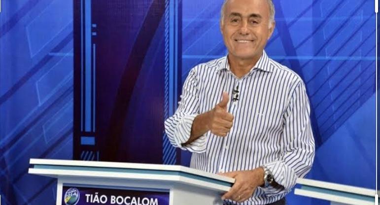 """Petecão assume a campanha e tenta vender versão Bocalom """"paz e amor"""""""