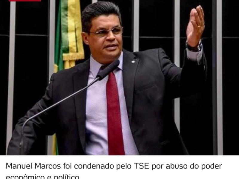 Mesa da Câmara confirma cassação de Manuel Marcos, condenado pelo TSE