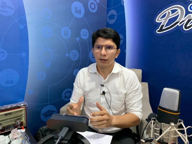 Jenilson pede apoio do Estado para implantação do Centro de Toxicologia no Acre