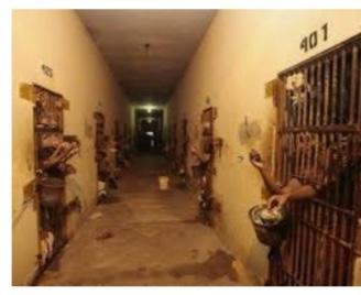 """Crise na penitenciária: """"O Iapen se tornou um gabinete político"""", diz associação"""